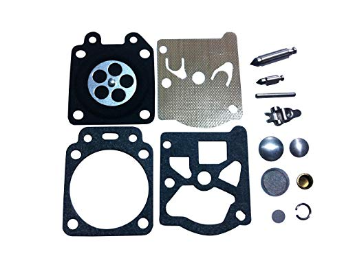 CTS Carburetor Repair/Rebuild Kit Replaces Walbro K20-WTA for Walbro